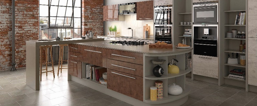 Kitchen Treviso Copper