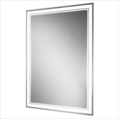 HiB Accessories - Skye Mirror 70 x 50 x 4.5cm