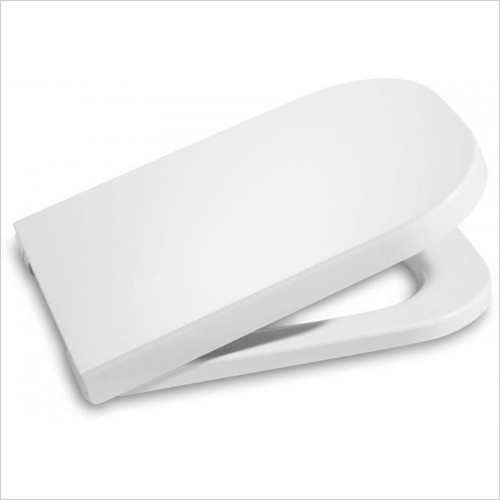 Roca - The Gap Soft Close Toilet Seat & Cover, WSL