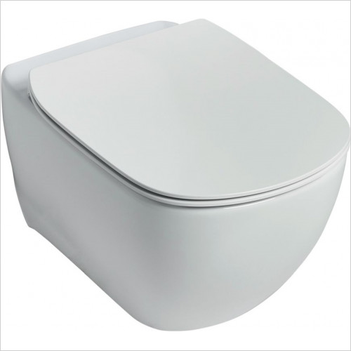 Ideal Standard - Bathrooms - Tesi Wall Mounted WC Pan