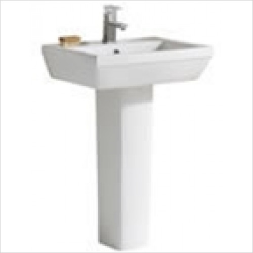 Estuary Bathrooms - Quba Pedestal