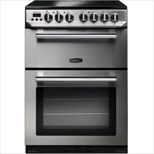 Rangemaster Appliances - Professional+ 60cm Freestanding Oven, Ceramic