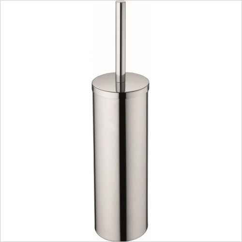 Ideal Standard - Accessories - IOM Floor Standing Toilet Brush & Holder