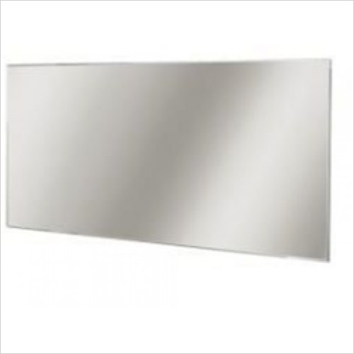 HiB Accessories - Willow Rectangular Mirror 60 x 120cm