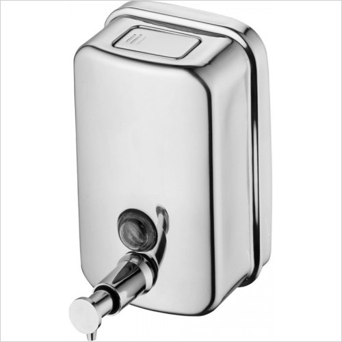 Ideal Standard - Accessories - IOM Wall Mounted Soap Dispenser 500ml