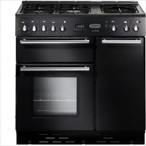 Rangemaster Appliances - Toledo 90cm Range Cooker, Natural Gas With FSD