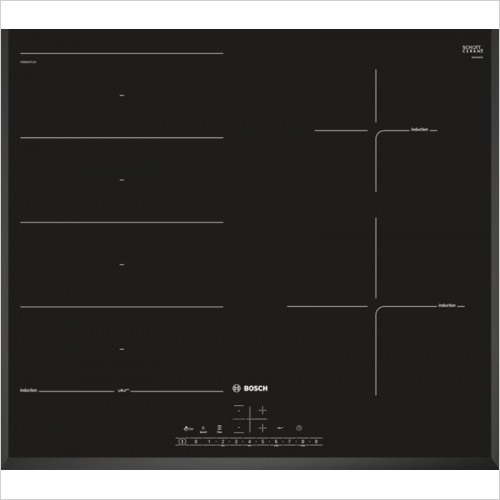 Bosch - Serie 8 60cm Flexinduction Hob