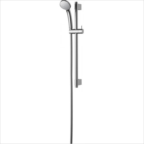Ideal Standard - Bathrooms - Idealrain Pro S1 Shower Kit 1 With Single Function Handspray