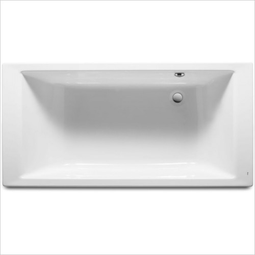 Roca - Vythos Double Ended Acrylic Bath 1700 x 800mm