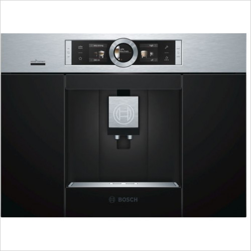 Bosch - Serie 8 Compact Coffee Centre