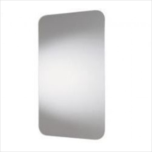 HiB Accessories - Jazz Rectangular Mirror 80 x 40cm
