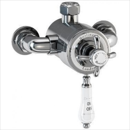 Burlington Bathrooms - Anglesey Wye Exposed Thermostatic Valve