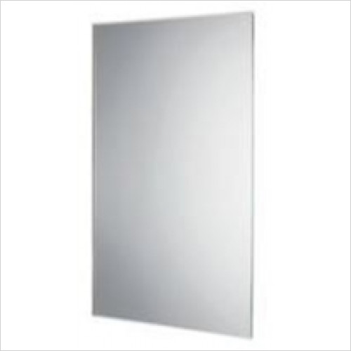 HiB Accessories - Fili Rectangular Slimline Mirror 80 x 40cm