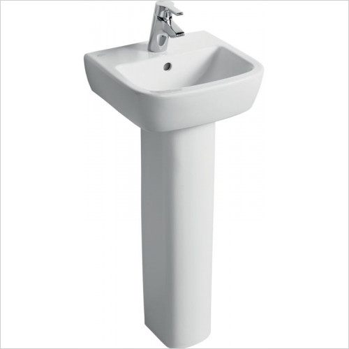 Ideal Standard - Bathrooms - Tempo 400mm Handrinse Washbasin, 1TH