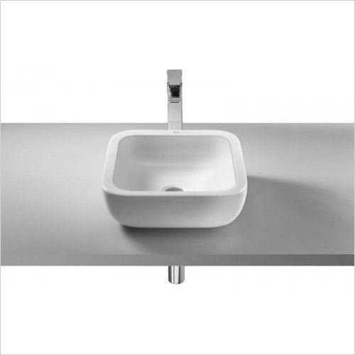 Roca - Khroma On Countertop Basin 400 x 400mm
