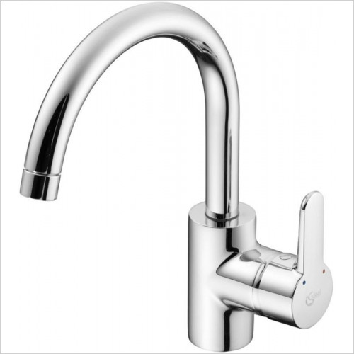 Ideal Standard Kitchens - Concept Kitchen Mixer 1 Hole Tubular Spout