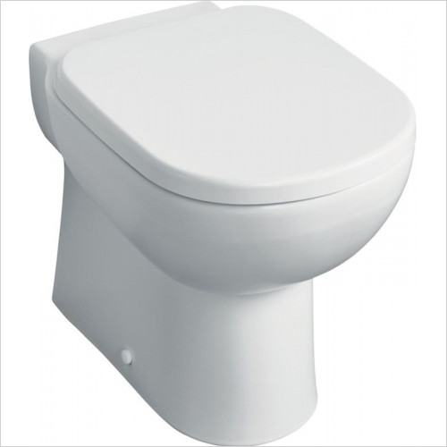 Ideal Standard - Bathrooms - Tempo Back To Wall WC Pan
