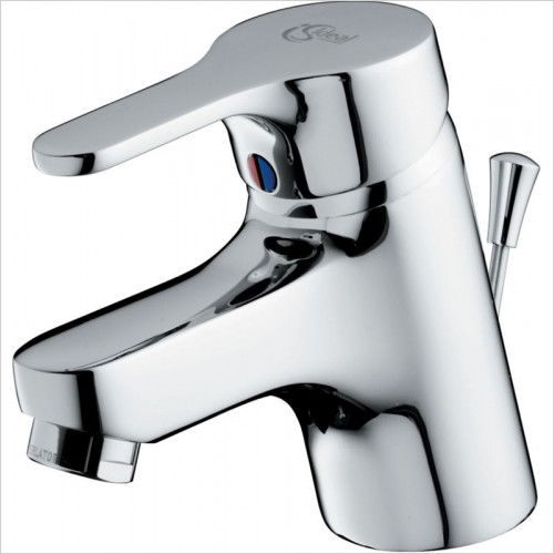 Ideal Standard - Bathrooms - Alto Basin Mixer 1 Hole With Pop-Up Waste