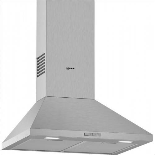 Neff - N30 Pyramid Chimney Hood 60cm