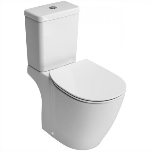 Ideal Standard - Bathrooms - Concept Close Coupled WC Pan