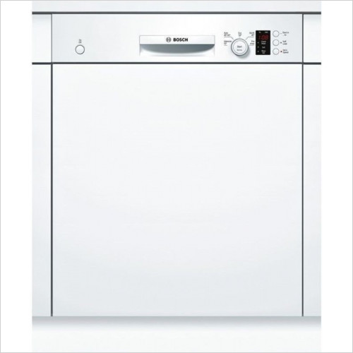 Bosch - Serie 4 60cm Semi Integrated Dishwasher