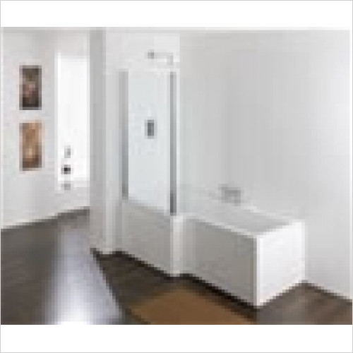 Estuary Bathrooms - Quantum Screen