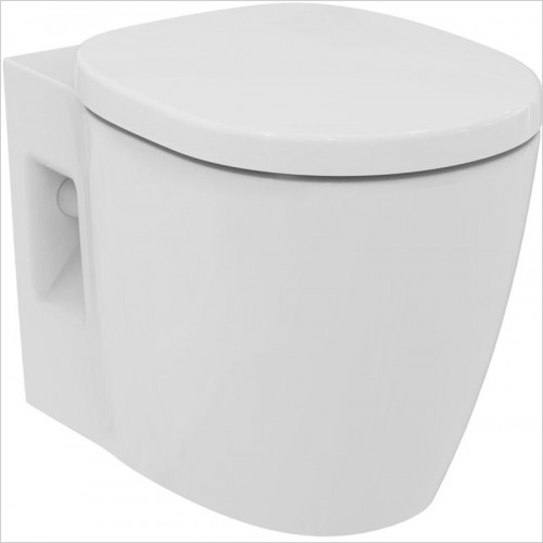 Ideal Standard - Bathrooms - Concept Freedom Wall Hung Raised Height WC Pan