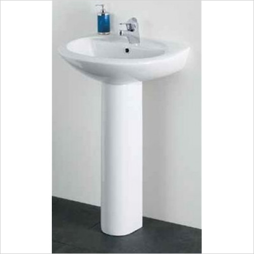 Estuary Bathrooms - Loire Pedestal