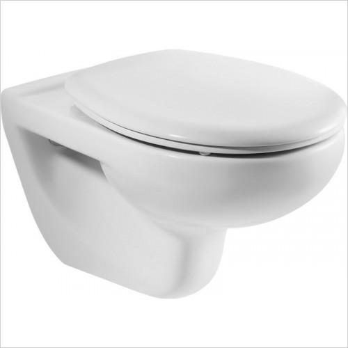 Roca - Laura Soft Close Toilet Seat