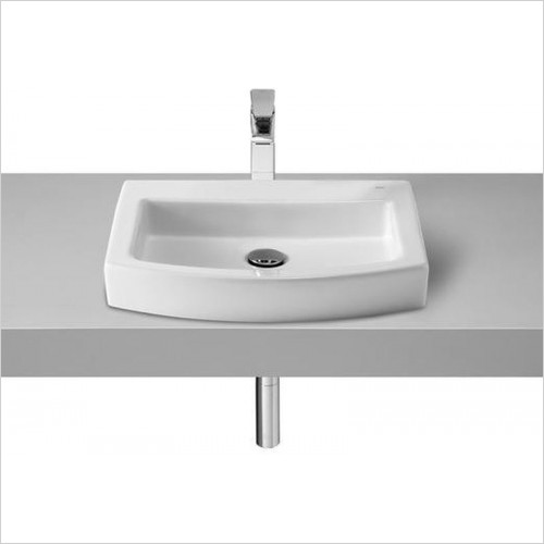 Roca - Hall On Countertop Basin 520 x 440mm