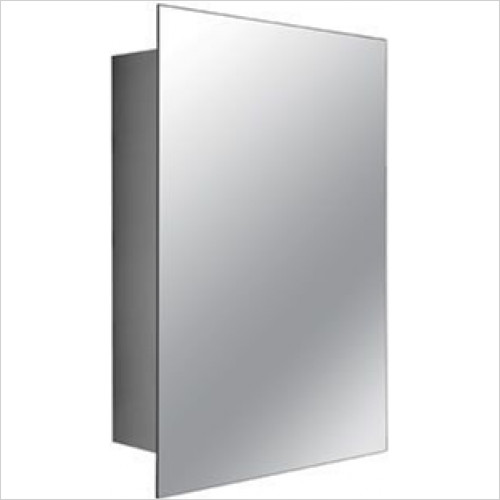 Estuary Accessories - Cabinet Mirror 250 x 120 x 660mm