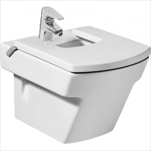 Roca - Hall Wall Hung Bidet 1TH