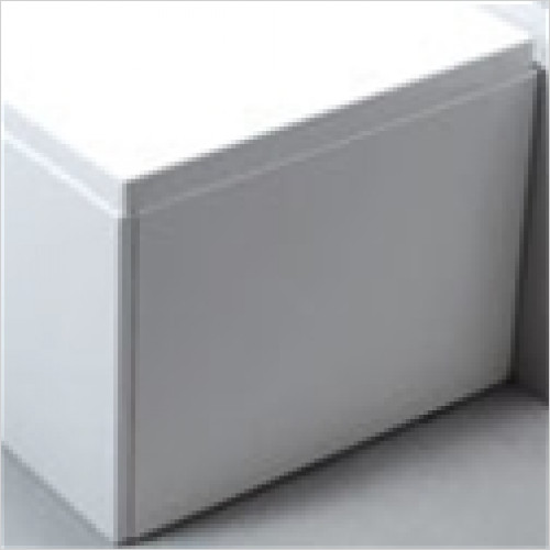Estuary Bathrooms - End Bath Panel For True 6', 725mm, 5mm