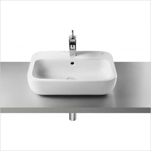 Roca - Khroma On Countertop Basin 550 x 405mm 1TH