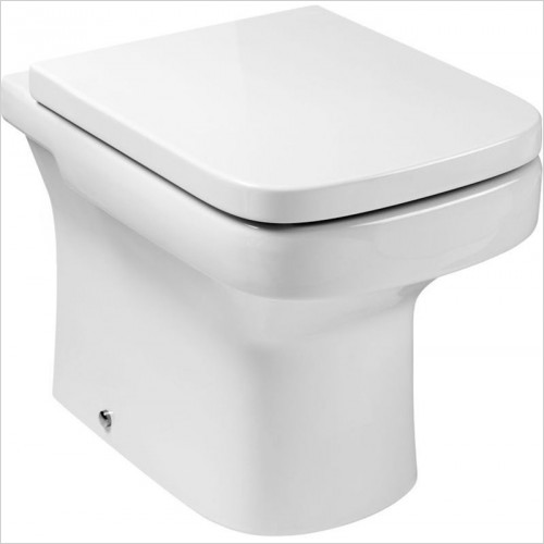 Roca - Dama-N Back-To-Wall WC Pan Excludes Cistern & Seat