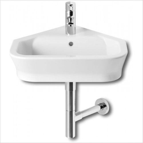Roca - The Gap Corner Basin 480 x 480mm 1TH