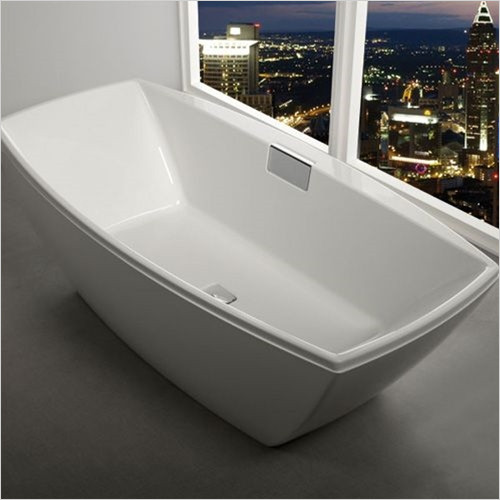 Estuary Bathrooms - Celsius Freestanding Bath 1900 x 950 x 450mm, Carronite