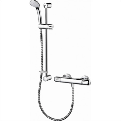 Ideal Standard - Bathrooms - Alto EV Exposed Thermostatic Shower Pack