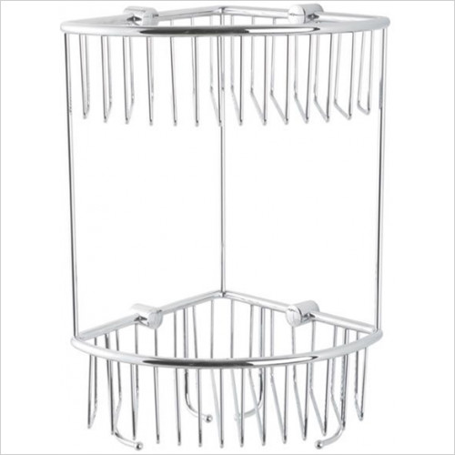 Estuary Accessories - Double Corner Basket