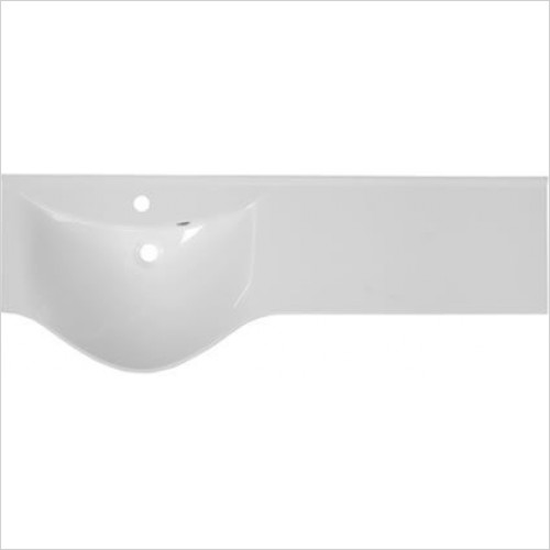 Estuary Bathrooms - Bonito 1200mm Cast Top LH