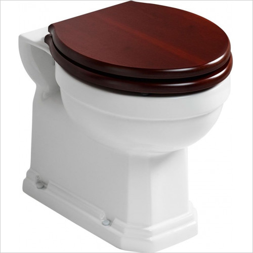Ideal Standard - Bathrooms - Waverley Classic Back-to-Wall Bowl - Horizontal Outlet
