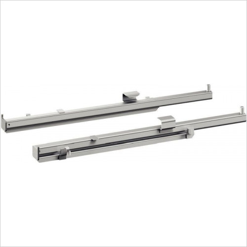 Neff - N90, 70 Comfortflex Single Telescopic Rail (Pair)