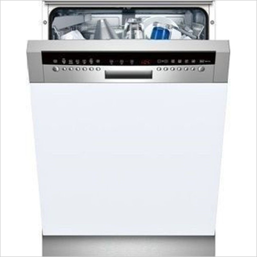 Neff - 60cm Semi Integrated Dishwasher