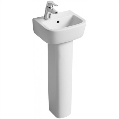 Ideal Standard - Bathrooms - Tempo 350mm Handrinse Washbasin, 1TH LH