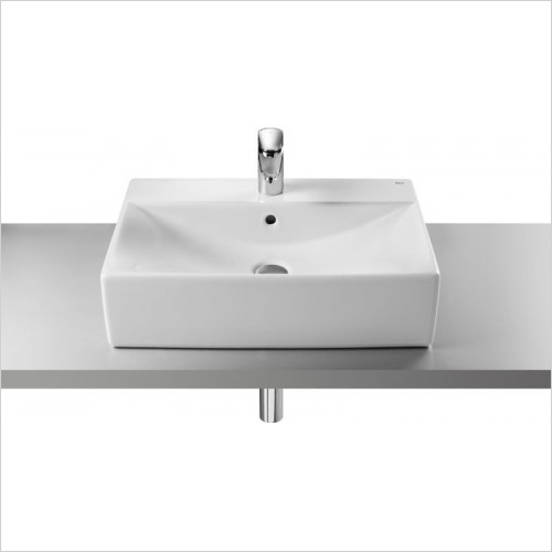 Roca - Diverta On Countertop Basin 600 x 440mm 1TH