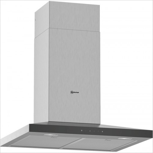 Neff - N50 Pyramid Chimney Hood 60cm