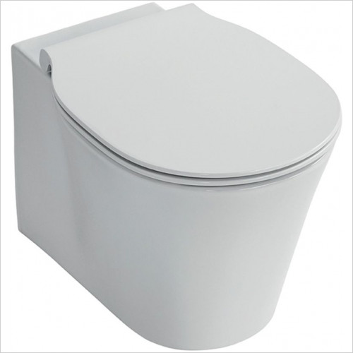 Ideal Standard - Bathrooms - Concept Air Wall Mounted WC Pan