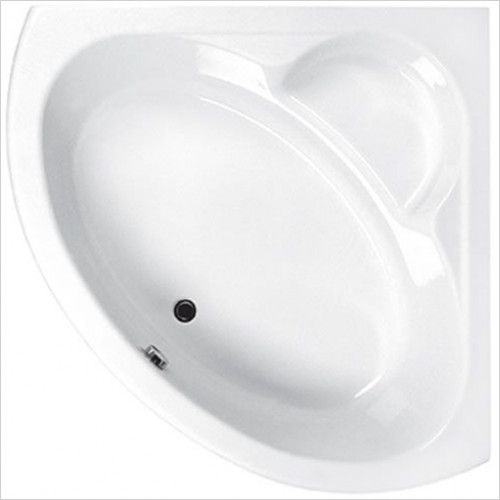 Estuary Bathrooms - Monarch Corner Bath 1300 x 1300mm, 5mm