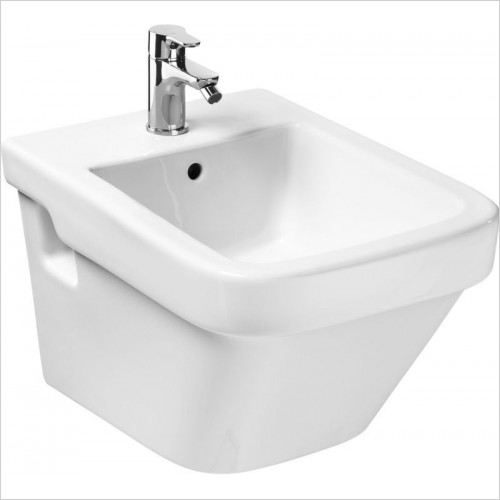 Roca - Dama-N Compact Wall-Hung Bidet 1TH