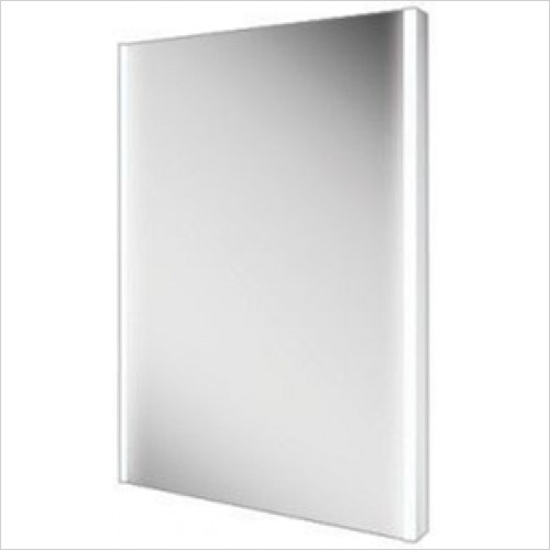 HiB Accessories - Zircon 50 Mirror 70 x 50 x 3.8cm